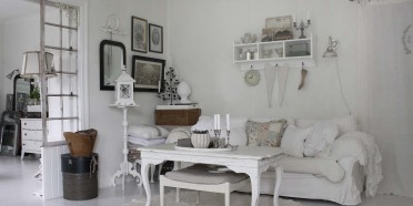 salon shabby chic